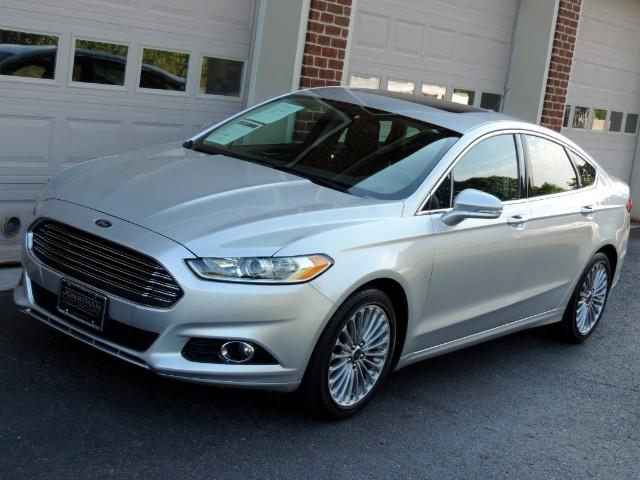 Ford Fusion Sport Used Cars