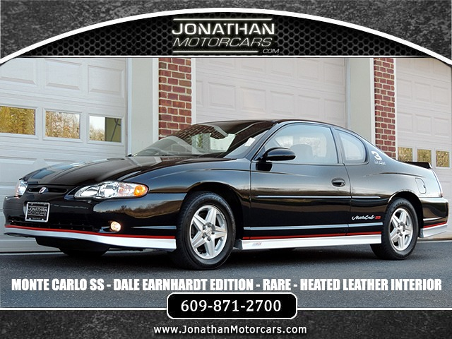 Used 2002 Chevrolet Monte Carlo SS Dale Earnhardt | Edgewater Park, NJ
