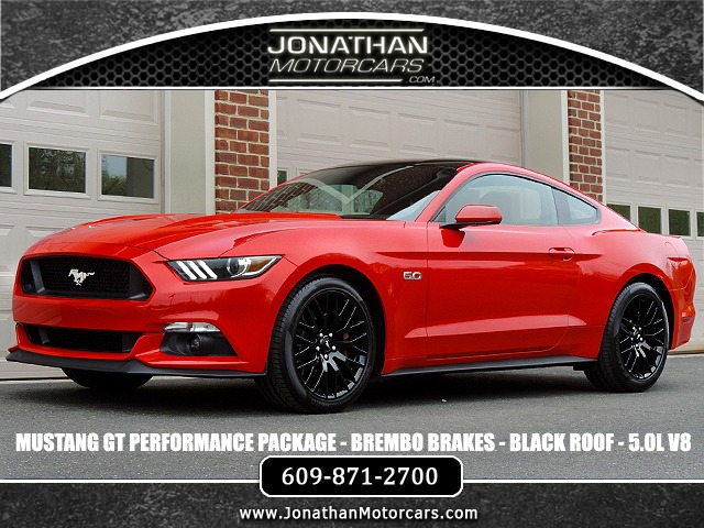 Used 2017 Ford Mustang Gt Performace