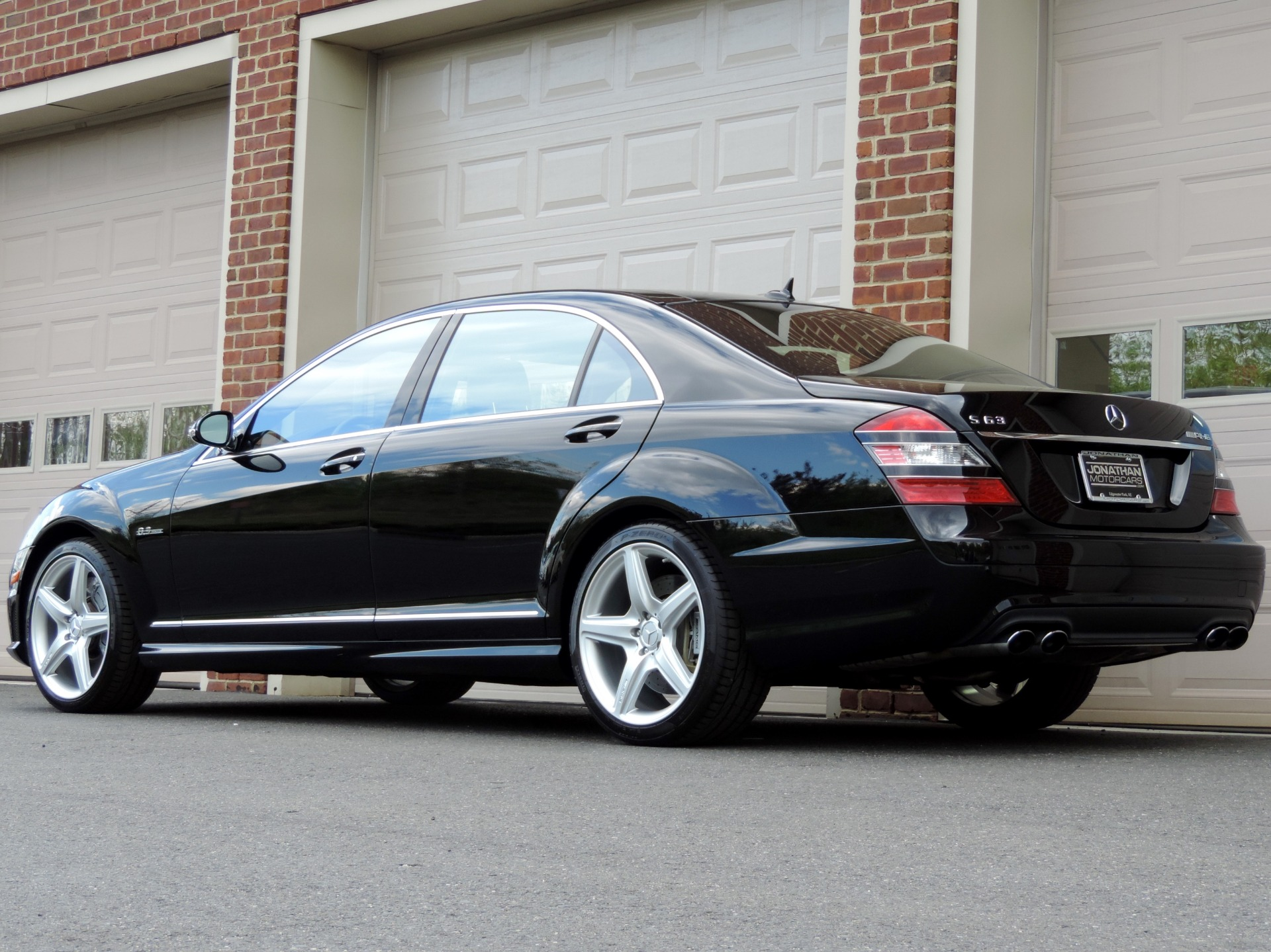 2008 Mercedes-Benz S-Class S 63 AMG Stock # 169945 for ...