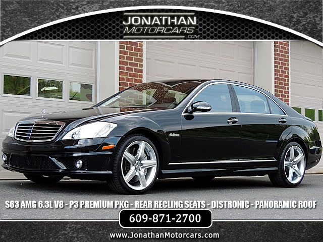 Used 2008 Mercedes-Benz S-Class S 63 AMG | Edgewater Park, NJ