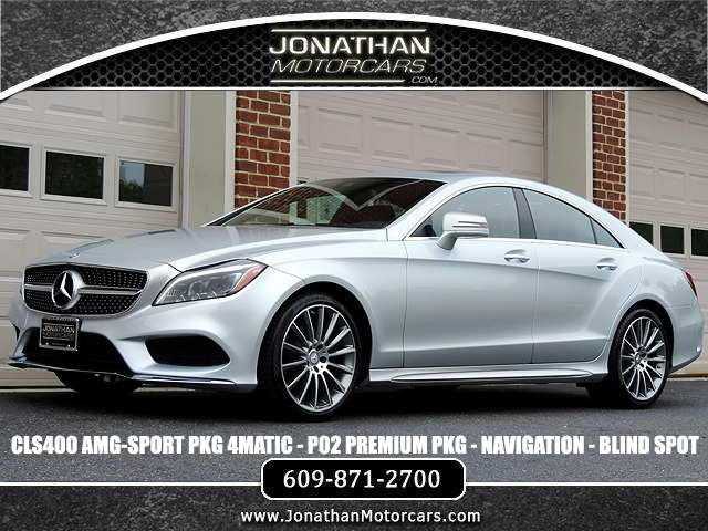 Used 2015 Mercedes-Benz CLS CLS 400 4MATIC | Edgewater Park, NJ