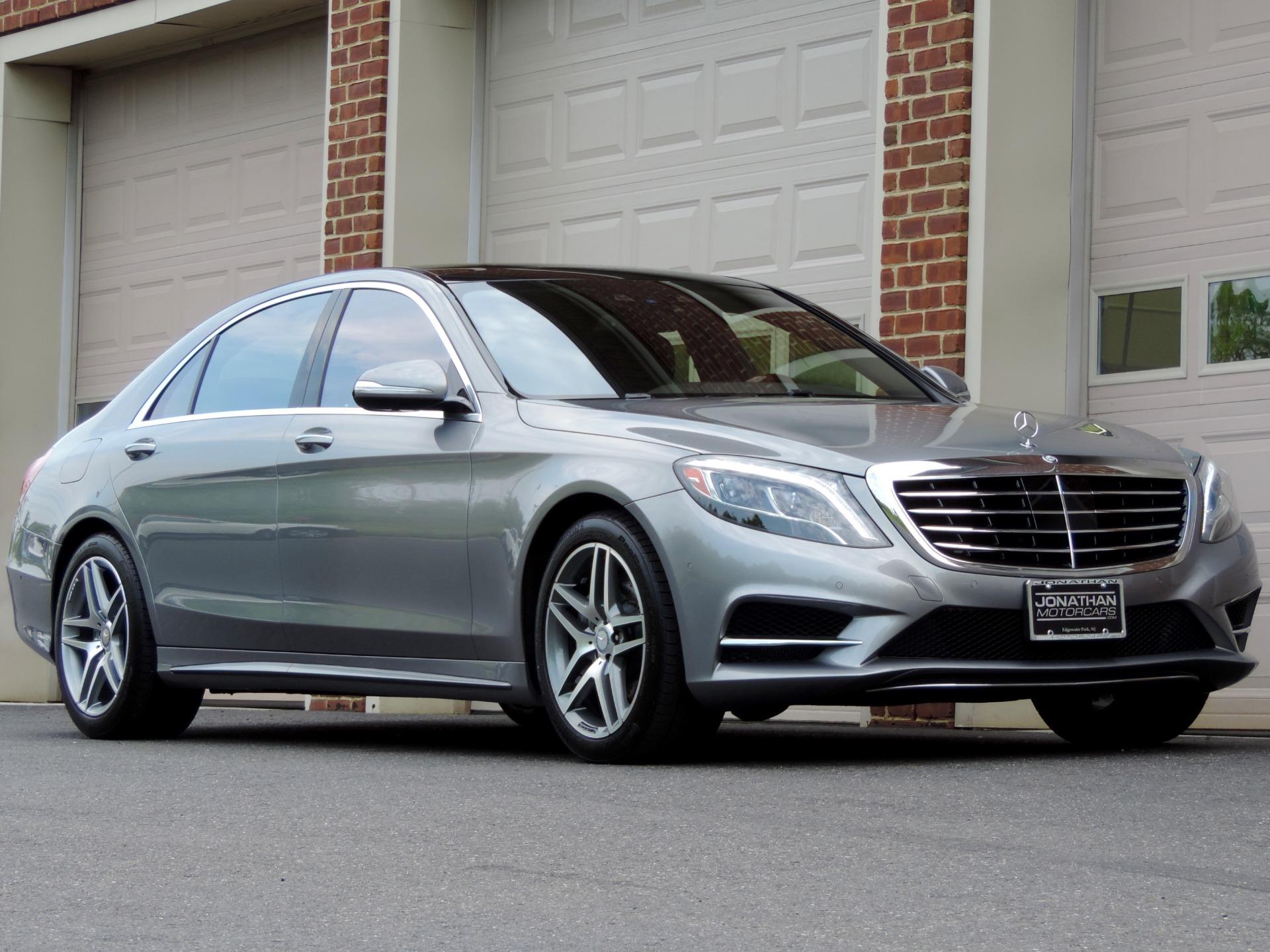 2015 mercedes benz s class s 550 4matic sport stock for Mercedes benz s class 550