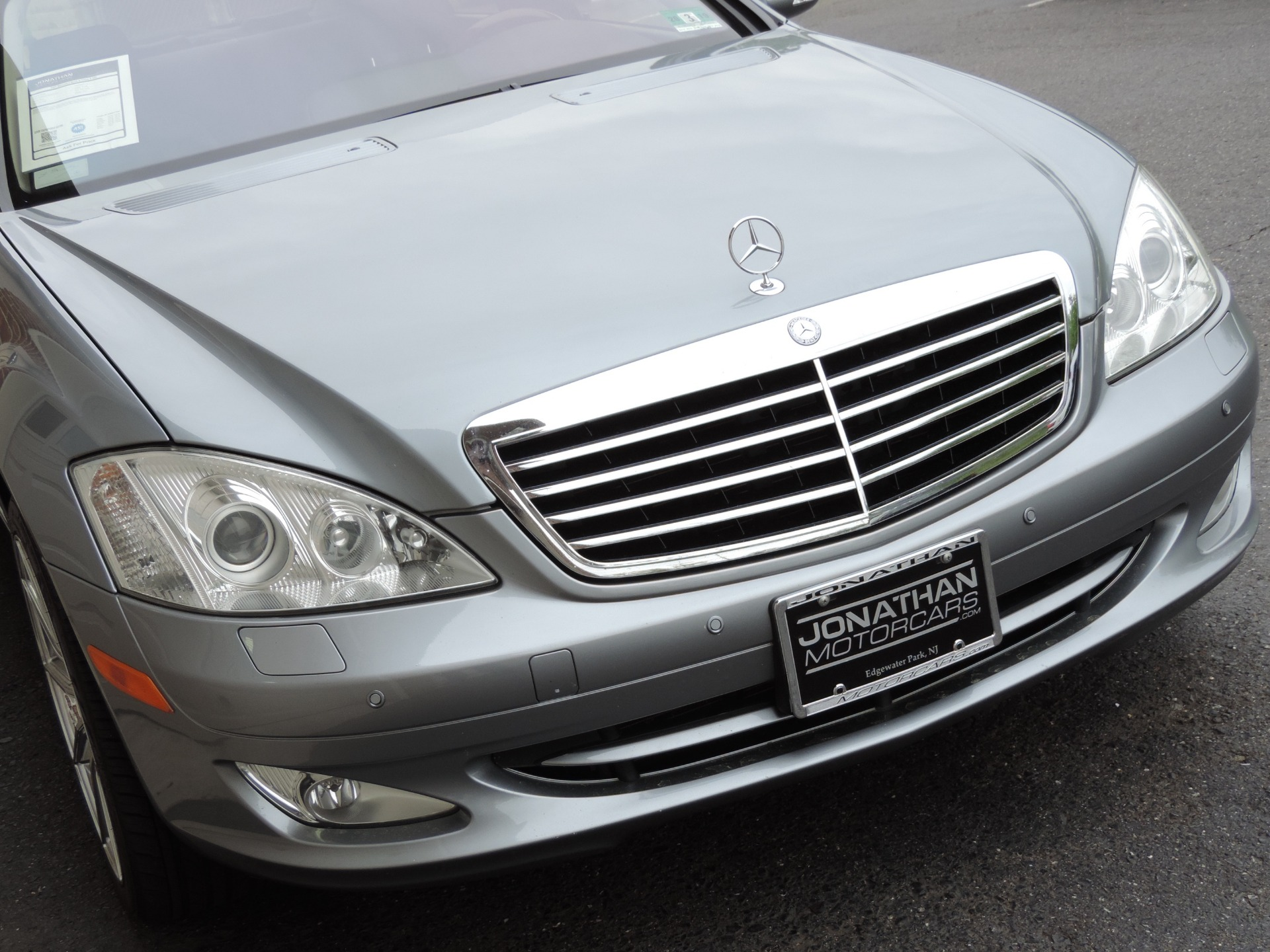 2007 Mercedes-Benz S-Class S 550 Stock # 070332 for sale ...