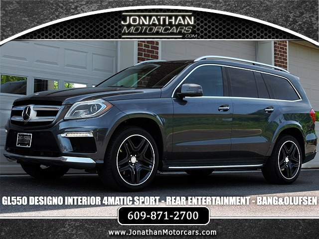 Used 2015 Mercedes-Benz GL-Class GL 550 4MATIC Designo | Edgewater Park, NJ