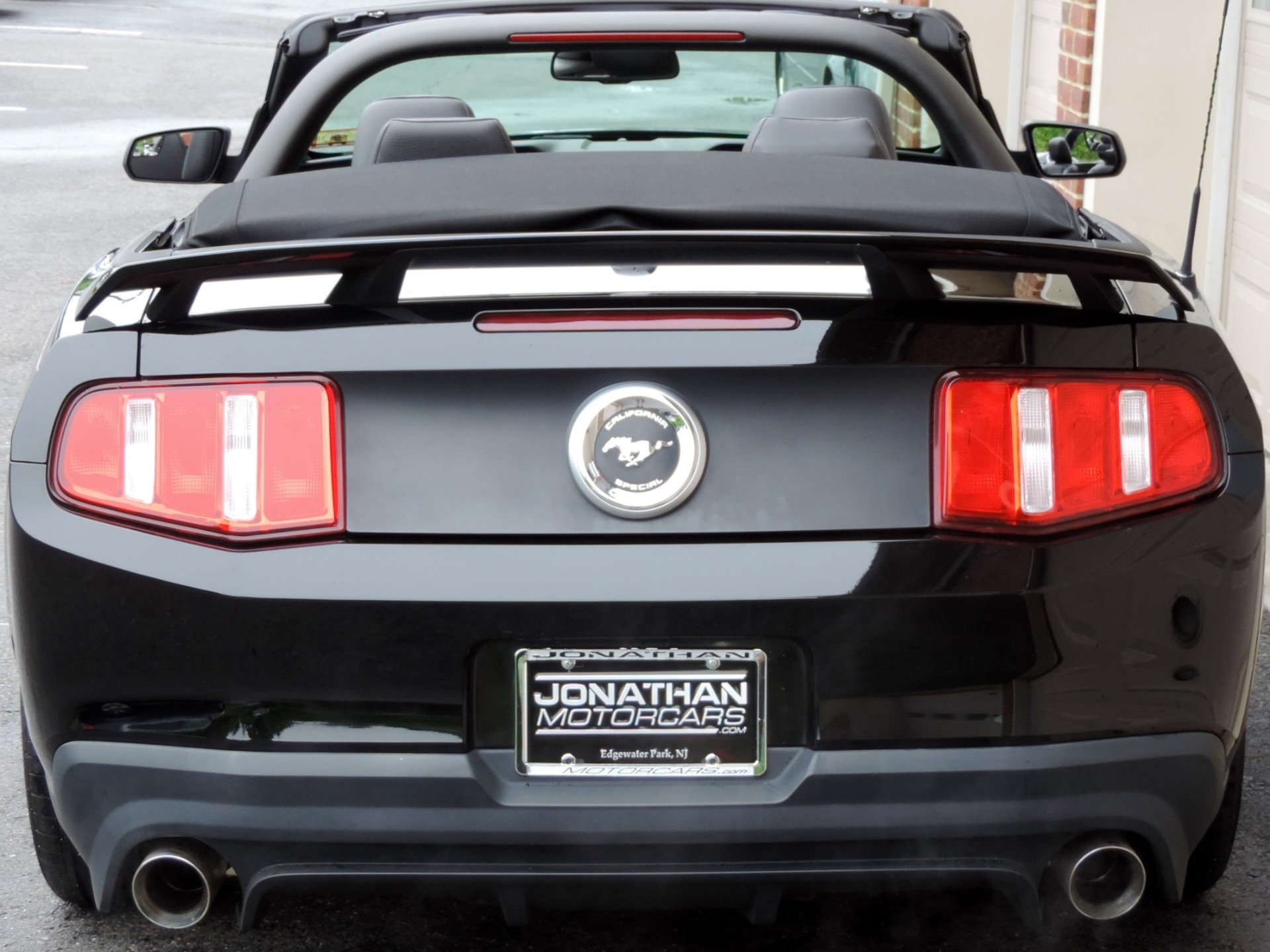 2011 Ford Mustang GT Premium California Special Convertible Stock