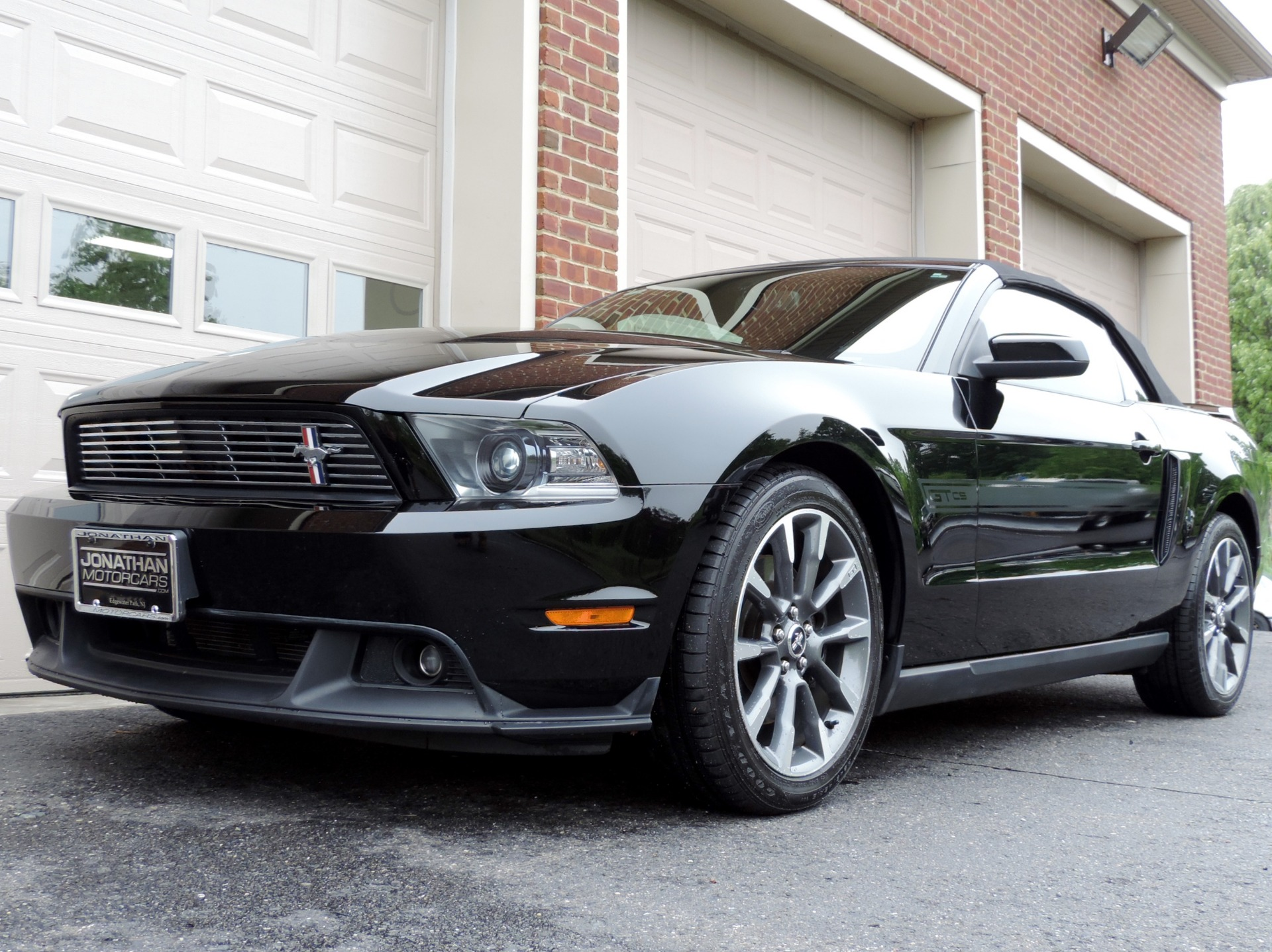 Ford Dealers Nj >> 2011 Ford Mustang GT Premium California Special ...