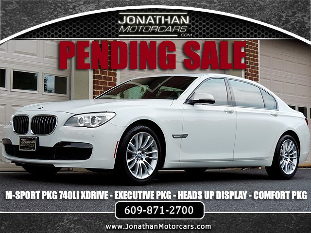 Used 2015 BMW 7 Series 740Li xDrive M-Sport | Edgewater Park, NJ