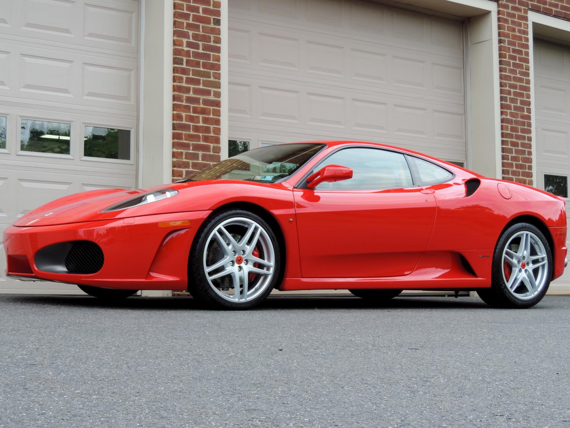 Used-2007-Ferrari-F430-F1