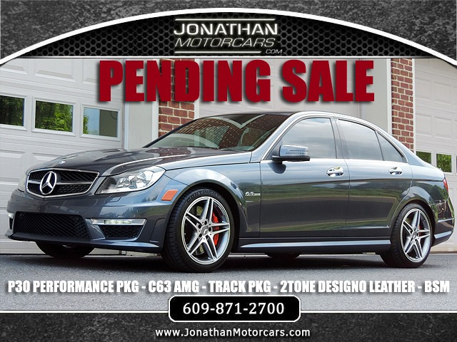 Used 2013 Mercedes-Benz C-Class C 63 AMG | Edgewater Park, NJ