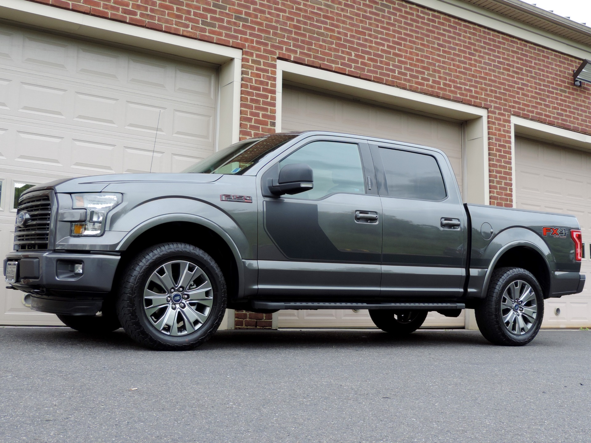 2016 ford f 150 xlt special edition fx4 package stock. Black Bedroom Furniture Sets. Home Design Ideas