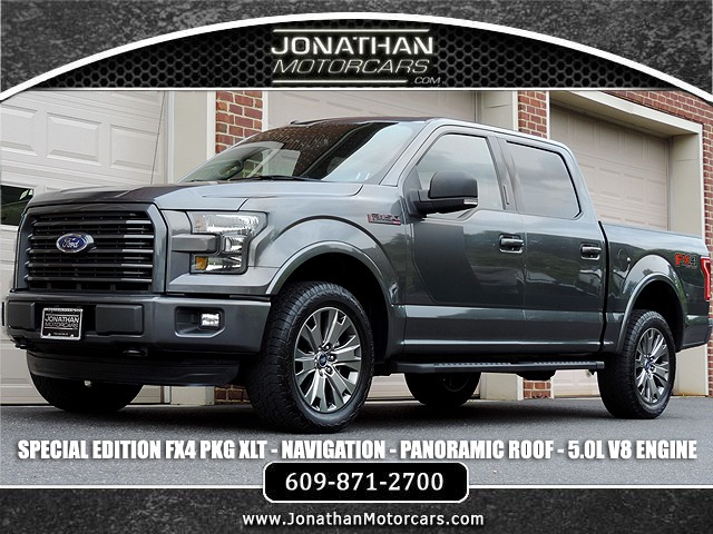 2016 ford f 150 xlt special edition fx4 package stock c91116 for sale near edgewater park nj. Black Bedroom Furniture Sets. Home Design Ideas