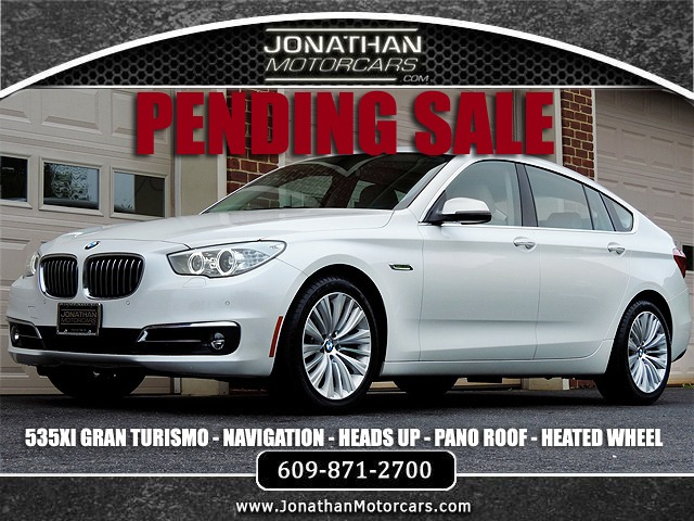 Used 2015 BMW 5 Series 535i xDrive Gran Turismo | Edgewater Park, NJ
