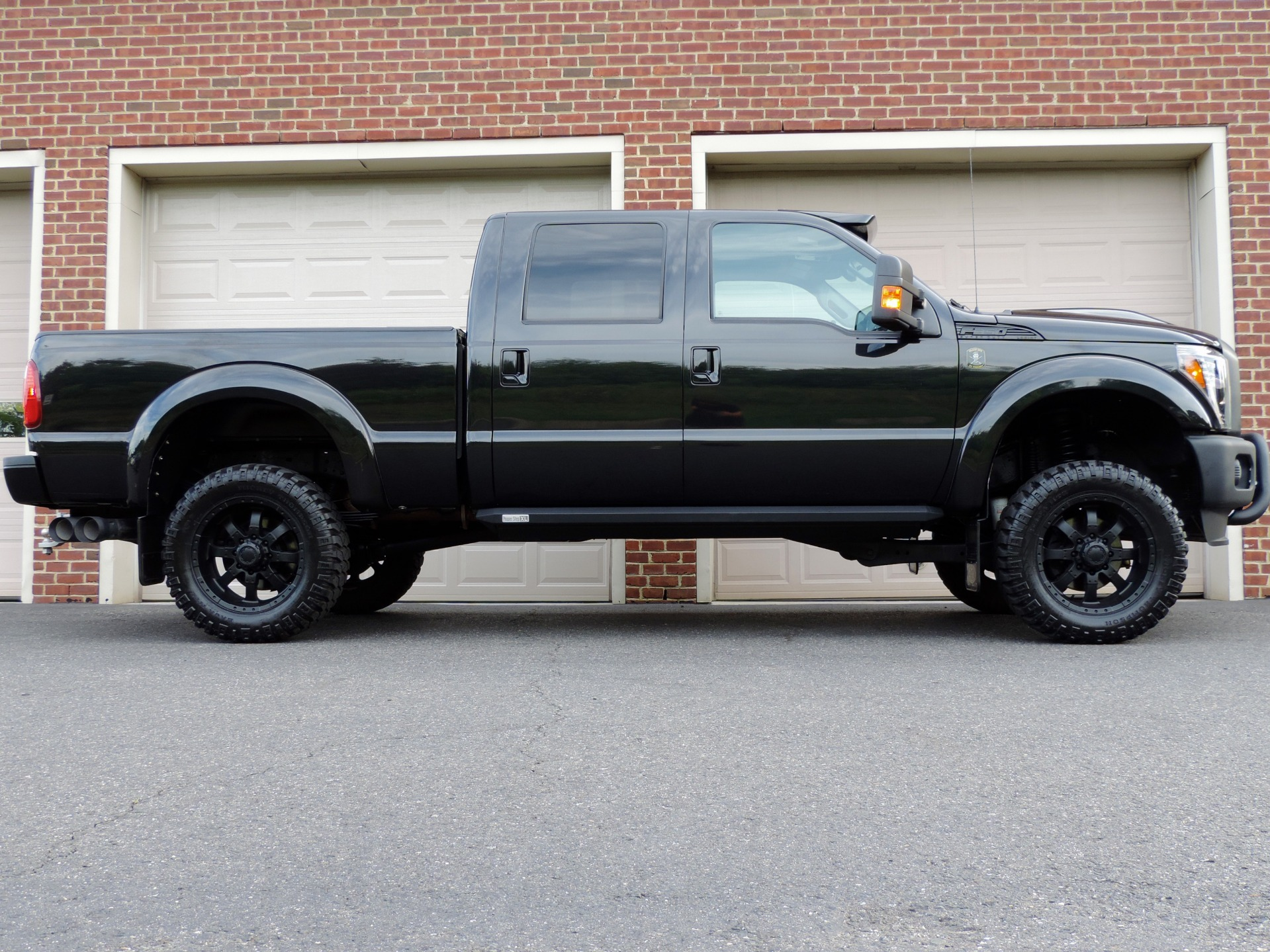 Ford Dealers In Nj >> 2015 Ford F-350 Super Duty Diesel Lariat Tuscany Black Ops ...