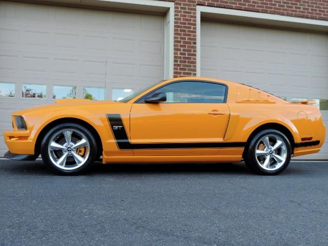2007 ford mustang gt premium coupe hurst equipped bbk stock 203132 for sale near edgewater. Black Bedroom Furniture Sets. Home Design Ideas