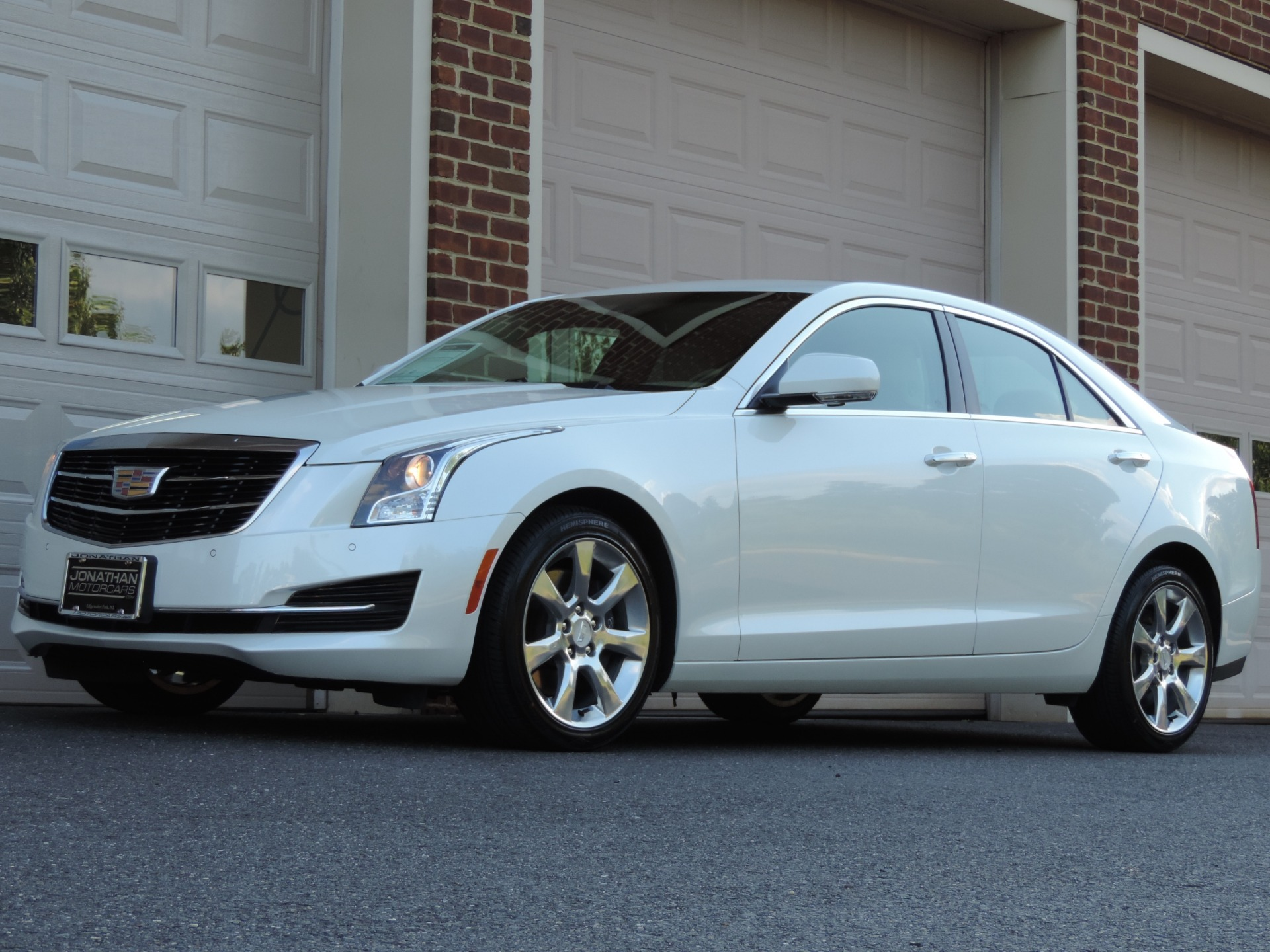 2016 cadillac ats awd 2 0t luxury collection stock 123439 for sale near edgewater park nj. Black Bedroom Furniture Sets. Home Design Ideas