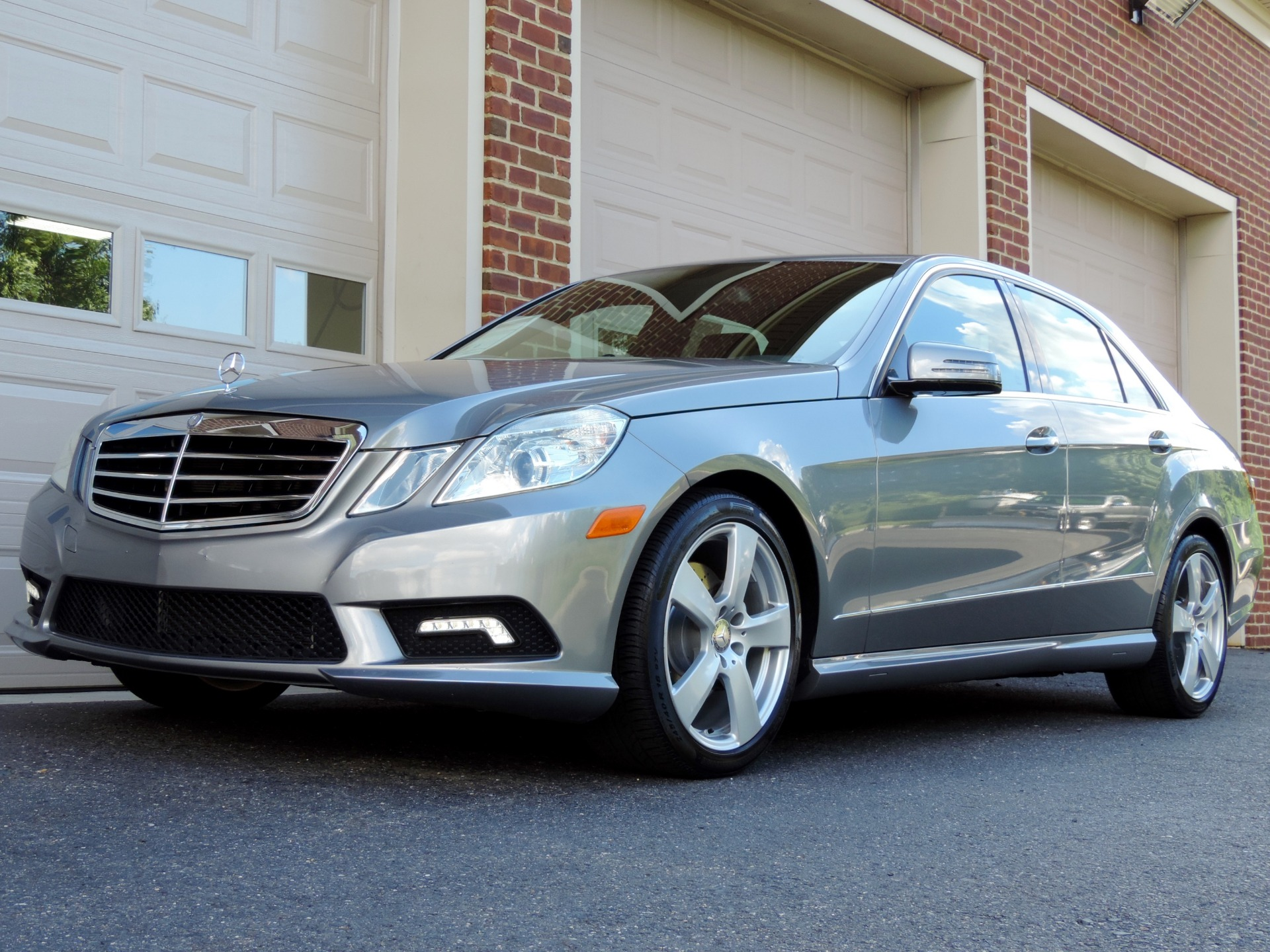 2011 mercedes benz e class e 350 sport 4matic stock 306646 for sale near edgewater park nj. Black Bedroom Furniture Sets. Home Design Ideas