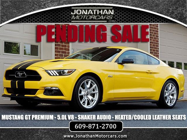 Used 2015 Ford Mustang GT Premium | Edgewater Park, NJ