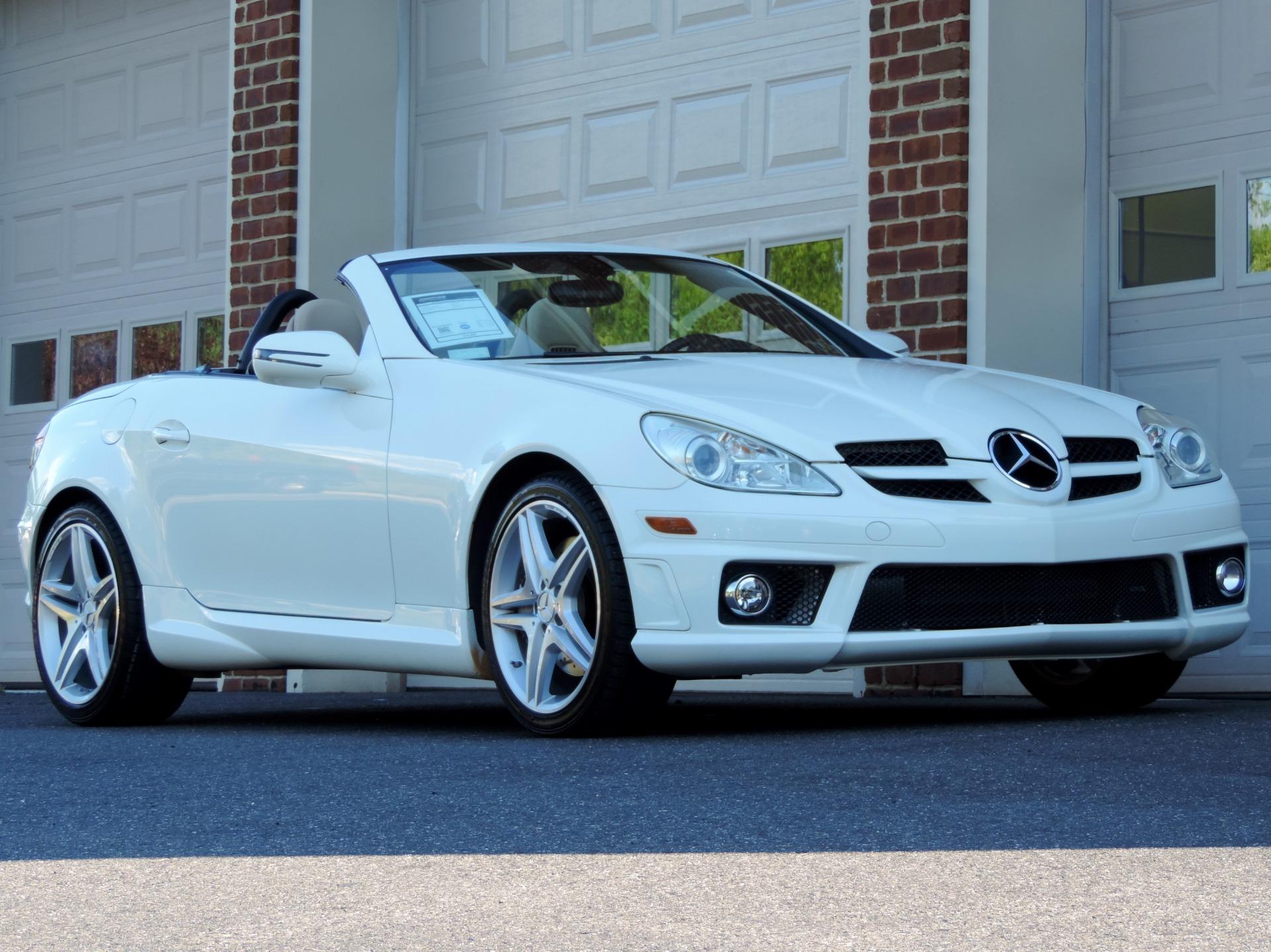 Mercedes Benz Dealers In Nj >> 2009 Mercedes-Benz SLK SLK 350 Stock # 192086 for sale ...