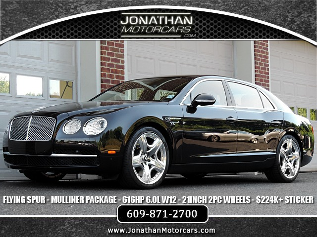 Used 2014 Bentley Flying Spur Mulliner | Edgewater Park, NJ