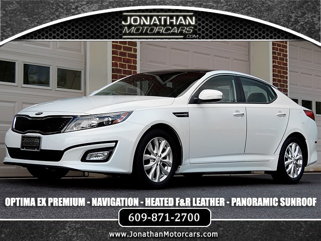Used 2015 Kia Optima EX-Nav-Pano | Edgewater Park, NJ