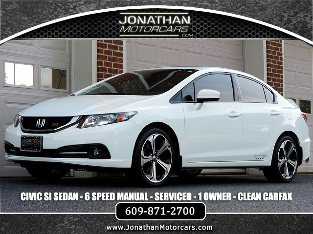 Used 2015 Honda Civic Si | Edgewater Park, NJ