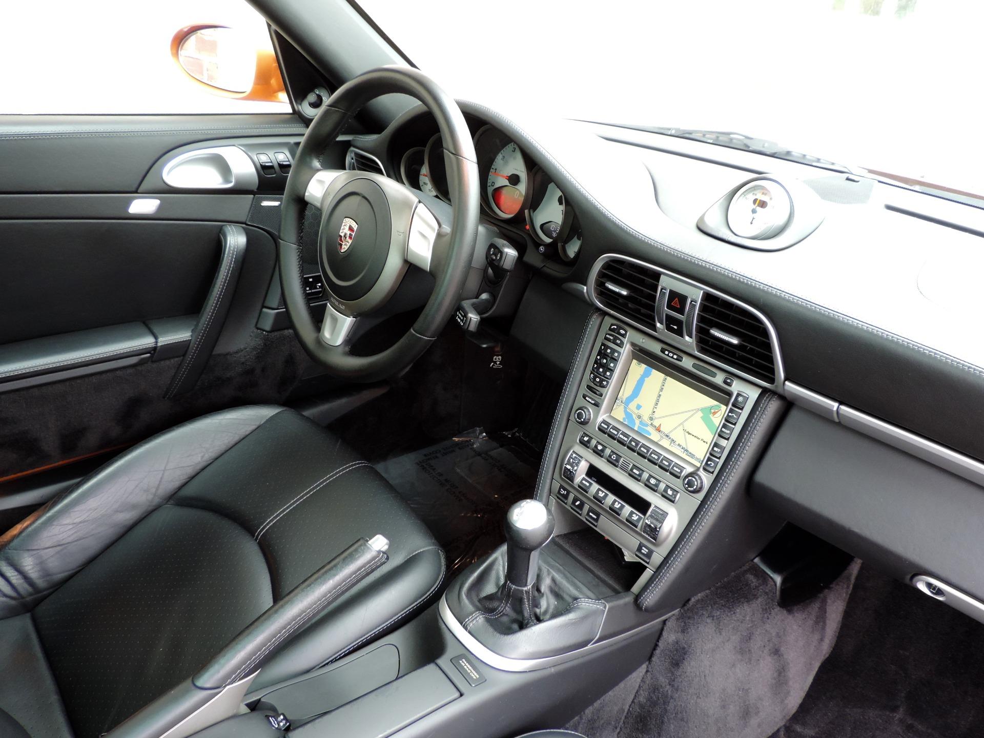 Used-2007-Porsche-911-Targa-4S-AWD