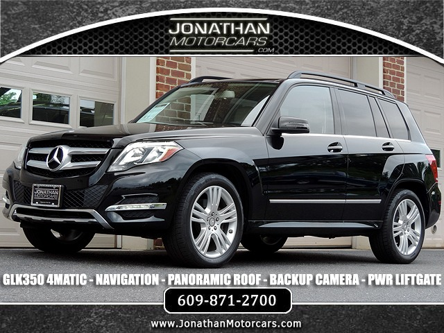 Used 2014 Mercedes-Benz GLK GLK 350 4MATIC | Edgewater Park, NJ