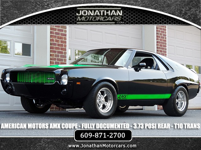 Used 1968 American Motors AMX Custom Coupe | Edgewater Park, NJ