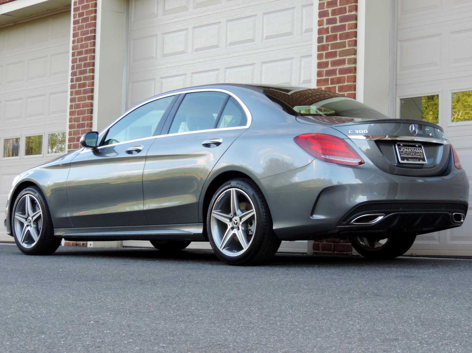 Mercedes Benz Dealers In Nj >> 2018 Mercedes-Benz C-Class C 300 4MATIC Sport Stock ...