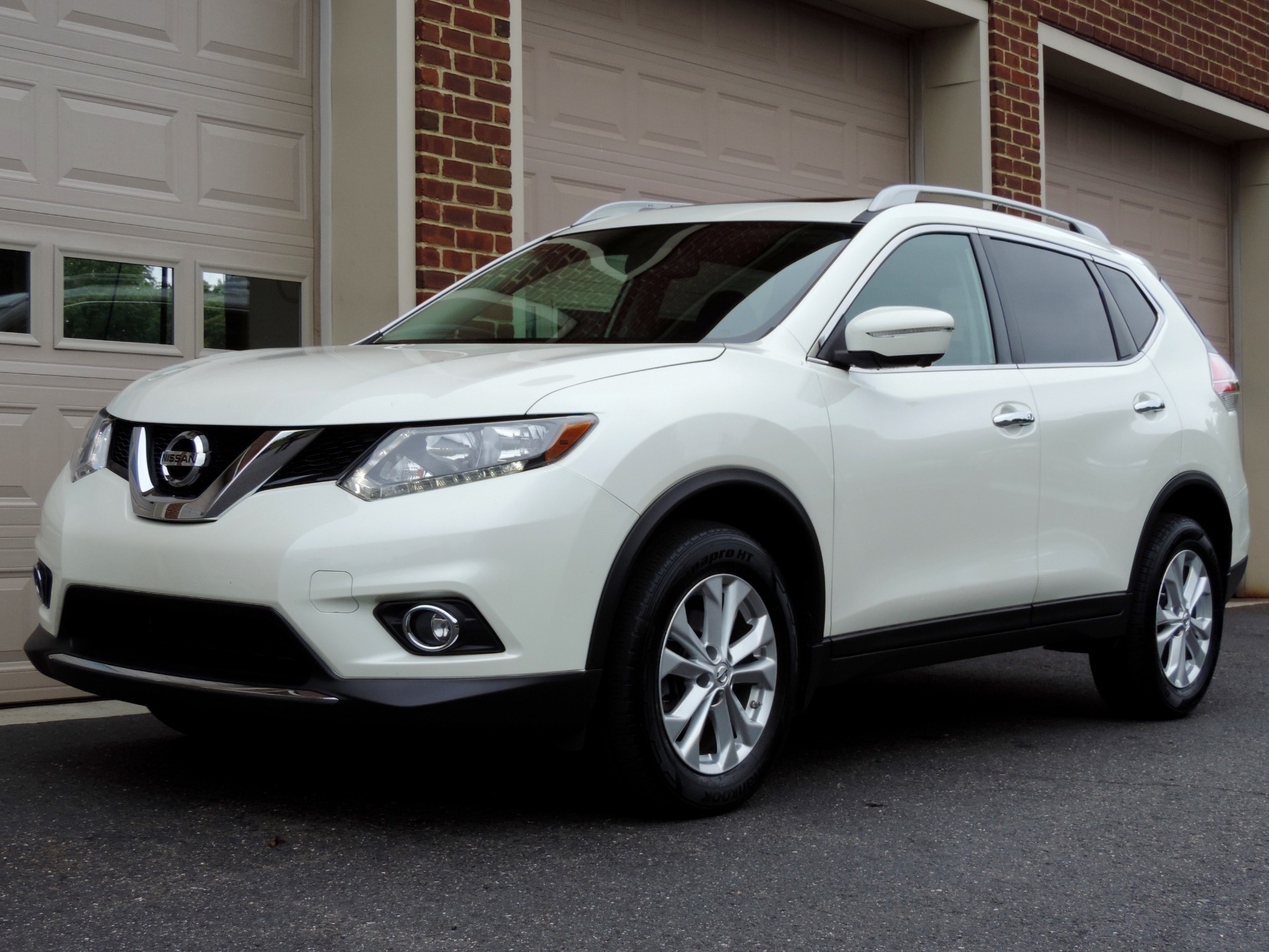 Nissan Dealers In Nj >> 2015 Nissan Rogue SV Premium Package Stock # 908240 for ...