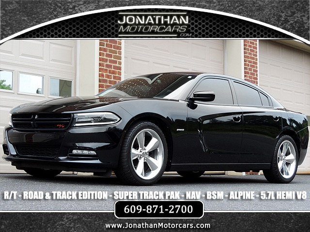 Used 2015 Dodge Charger R/T Road and Track- Navigation- Back Up Camera | Edgewater Park, NJ