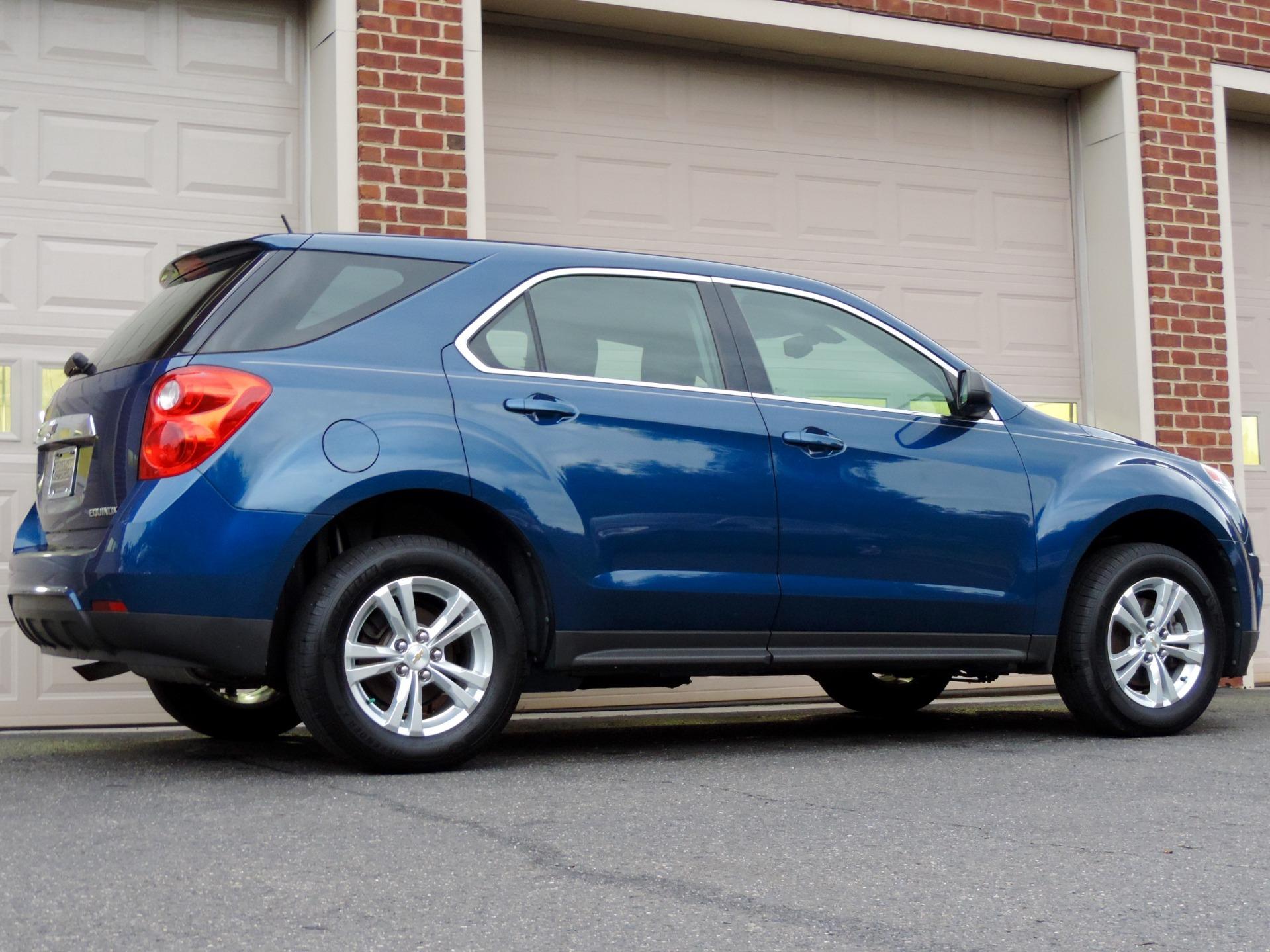 Used-2010-Chevrolet-Equinox-LS