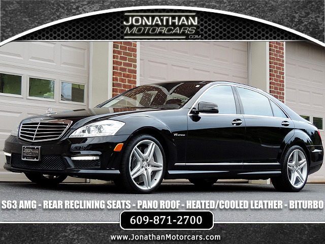 Used 2011 Mercedes-Benz S-Class S 63 AMG | Edgewater Park, NJ