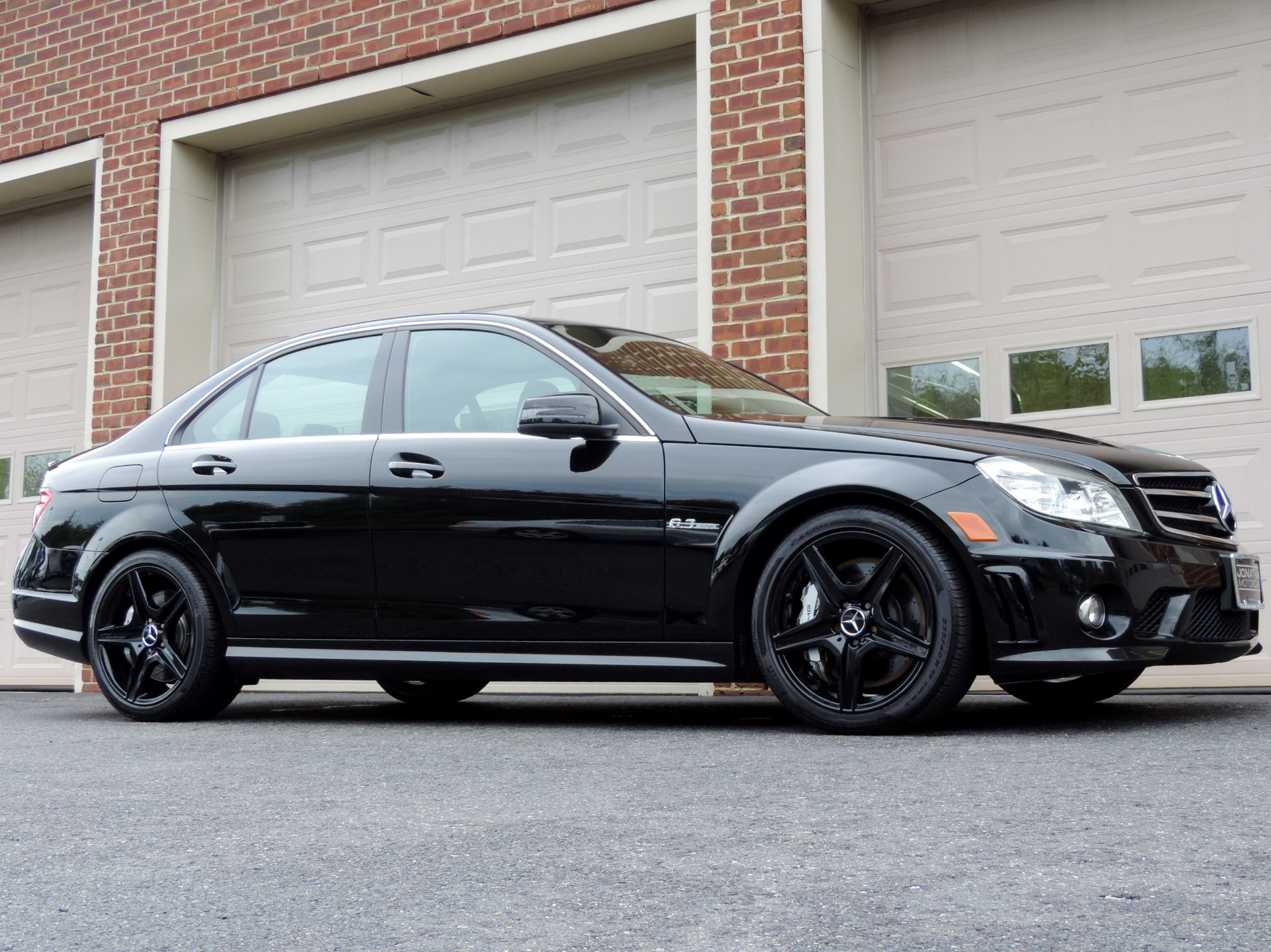 Used-2010-Mercedes-Benz-C-Class-C-63-AMG