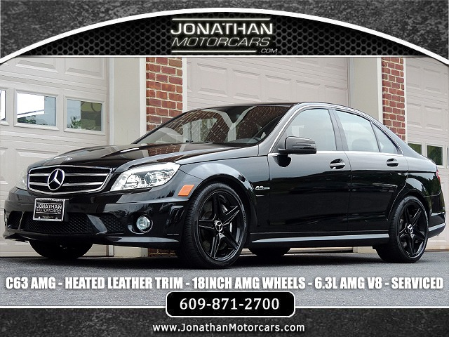 Used 2010 Mercedes-Benz C-Class C 63 AMG | Edgewater Park, NJ