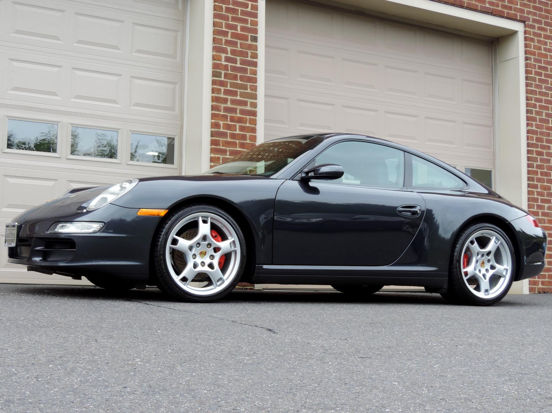 Used-2006-Porsche-911-Carrera-4S-AWD