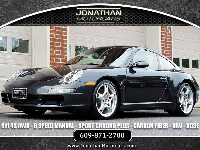 Used 2006 Porsche 911 Carrera 4S AWD | Edgewater Park, NJ