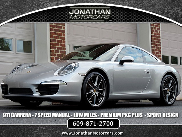 Used 2013 Porsche 911 Carrera Coupe   Edgewater Park, NJ