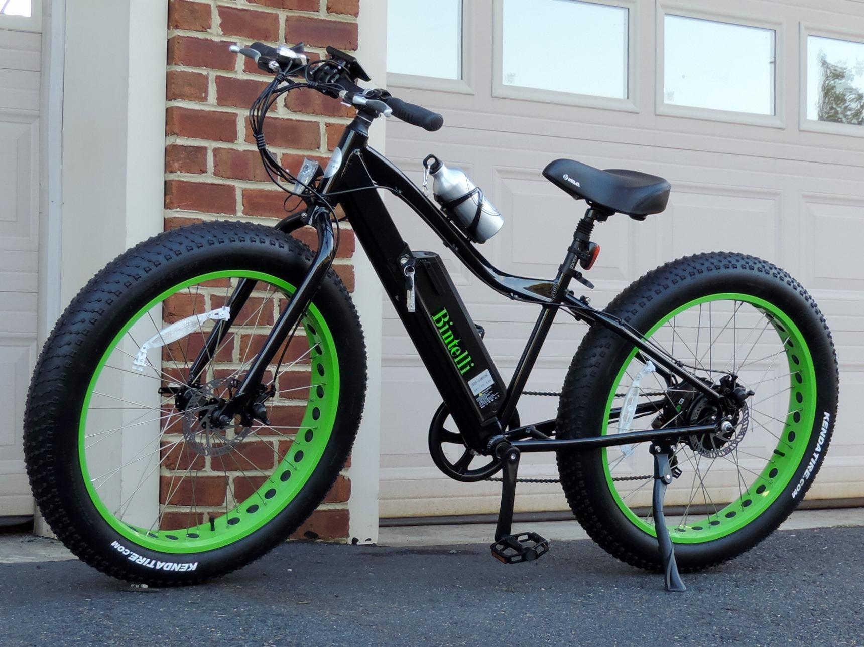 New 2019 Bintelli M1 Electric Fat Tire Bike | Edgewater Park, NJ