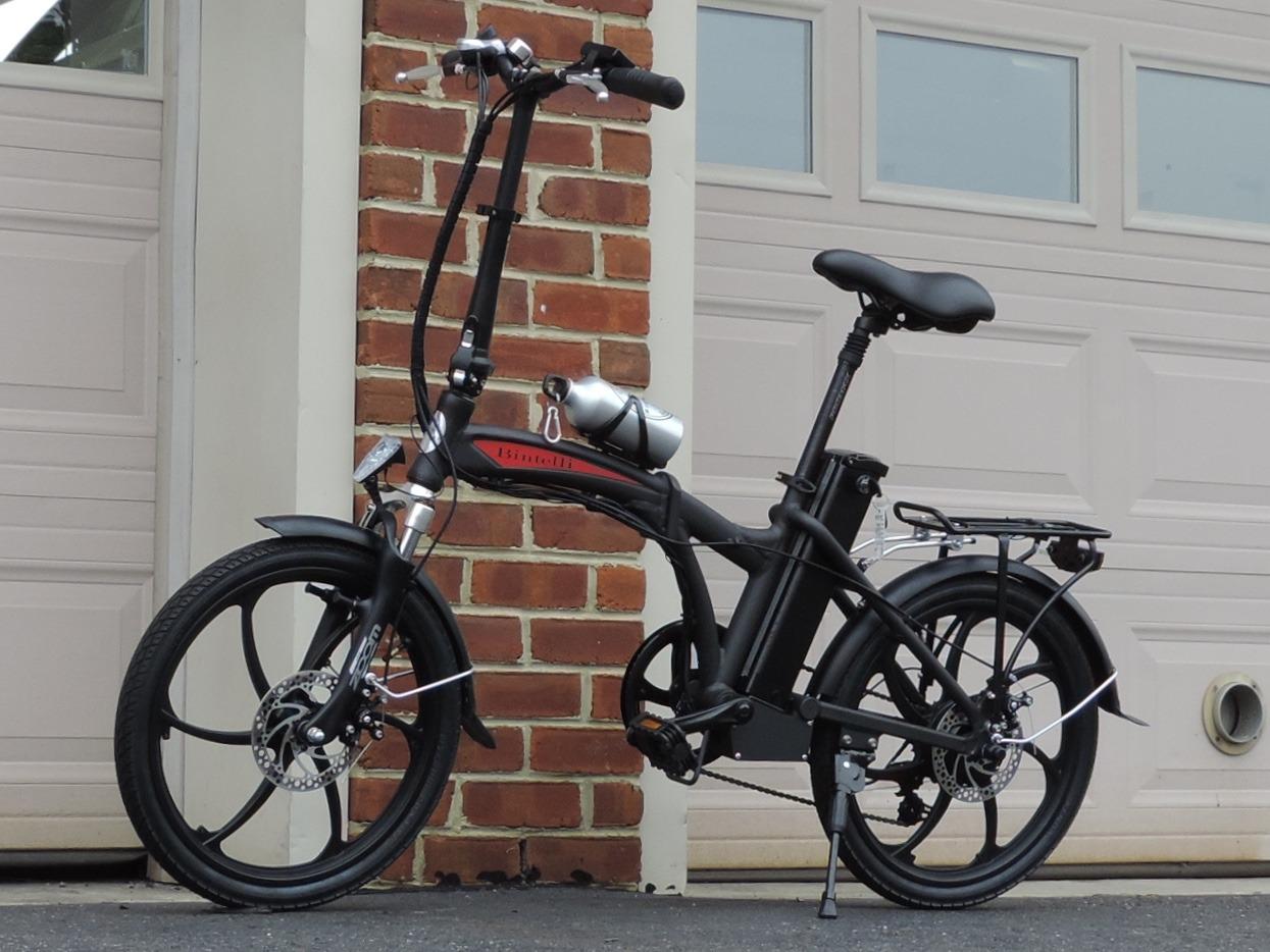 New 2018 Bintelli F1 Electric Folding Bike   Edgewater Park, NJ