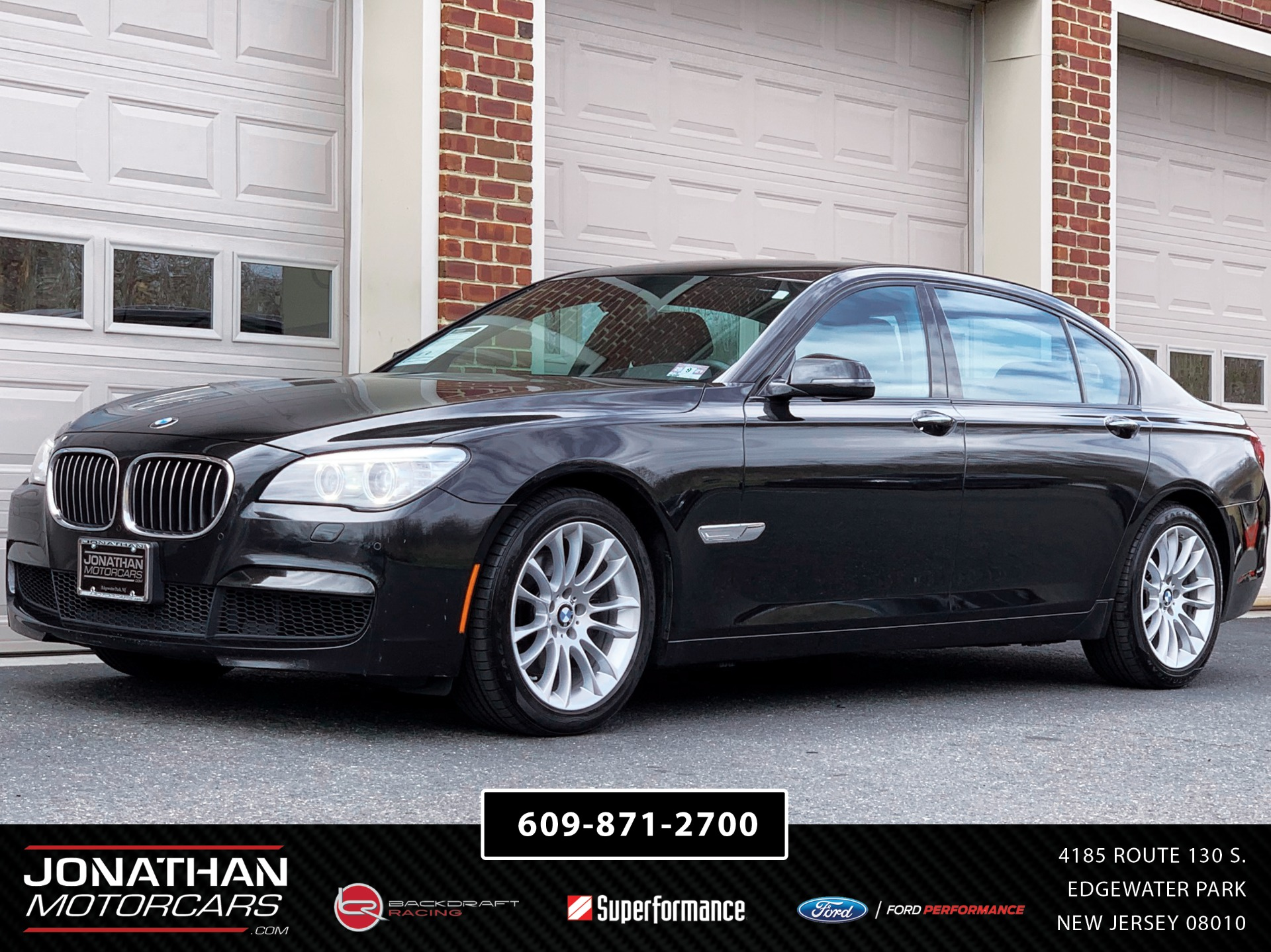Used 2014 BMW 7 Series 740Li XDrive