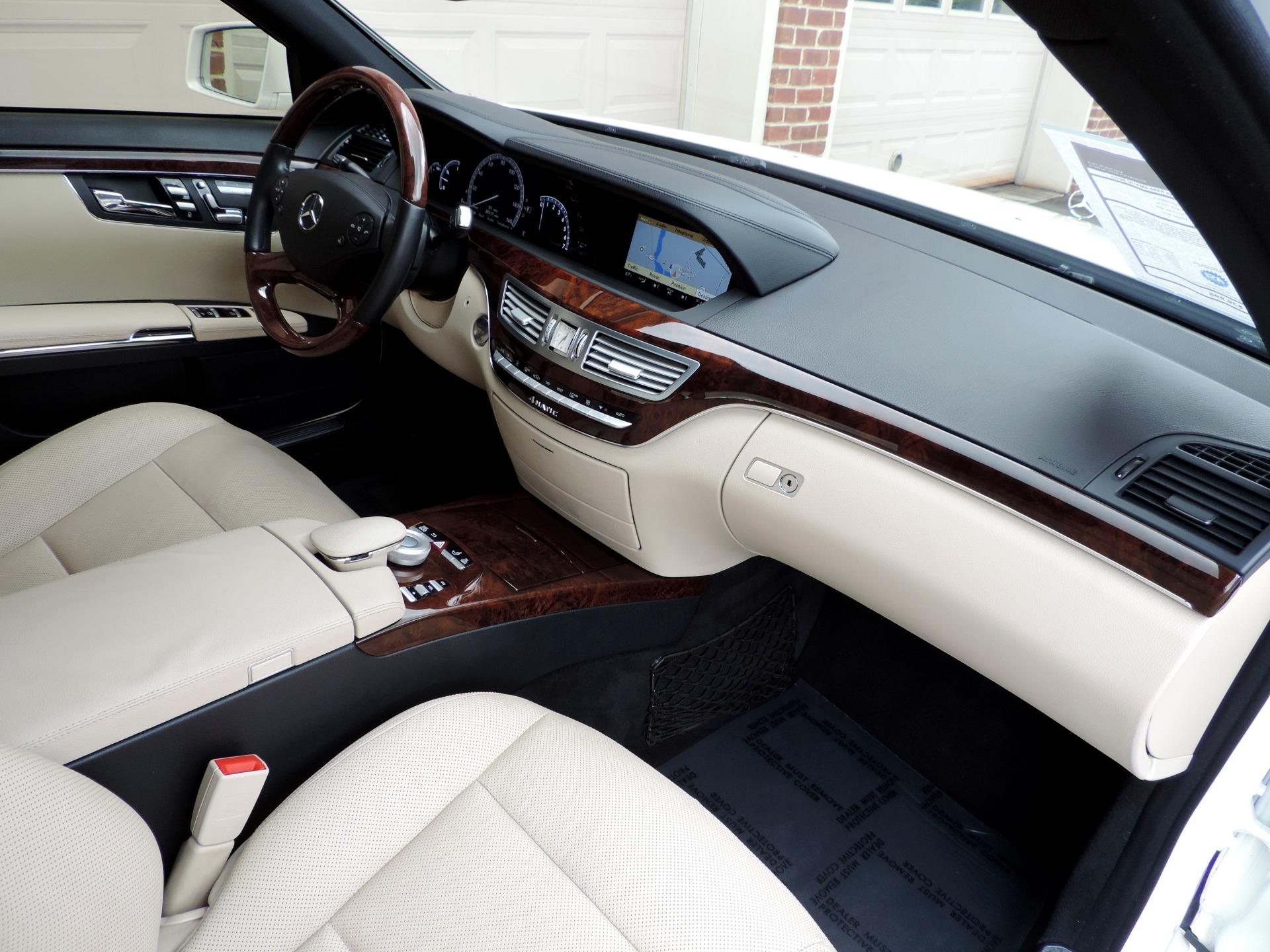 2013 Mercedes-Benz S-Class S550 4MATIC Sport Stock # 533747
