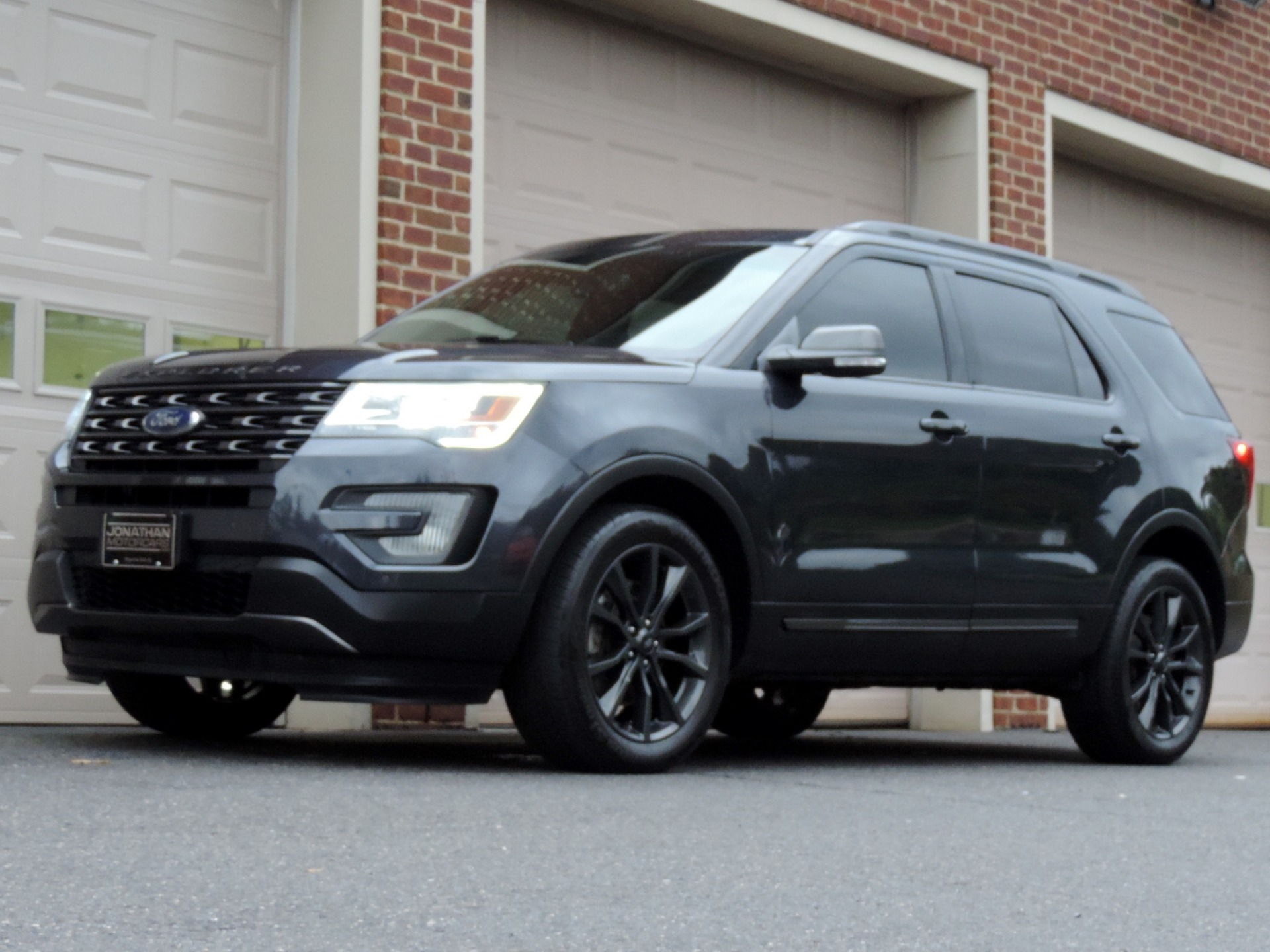 2017 Ford Explorer Xlt Sport Appearance Stock A25459 For