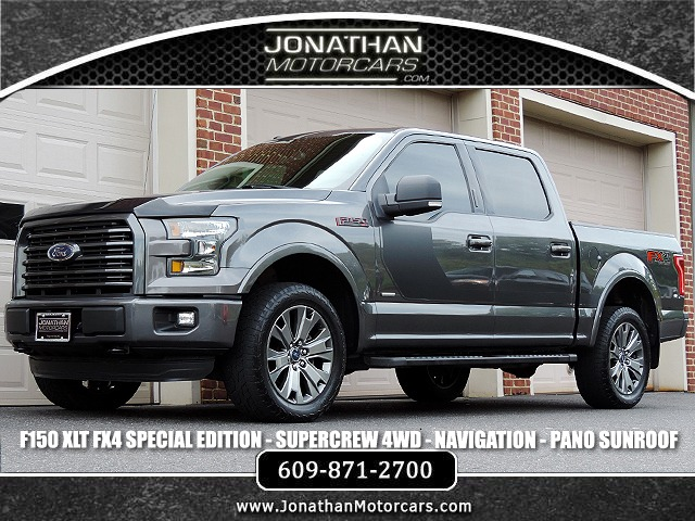 Used 2016 Ford F-150 XLT FX4 Special Edition | Edgewater Park, NJ