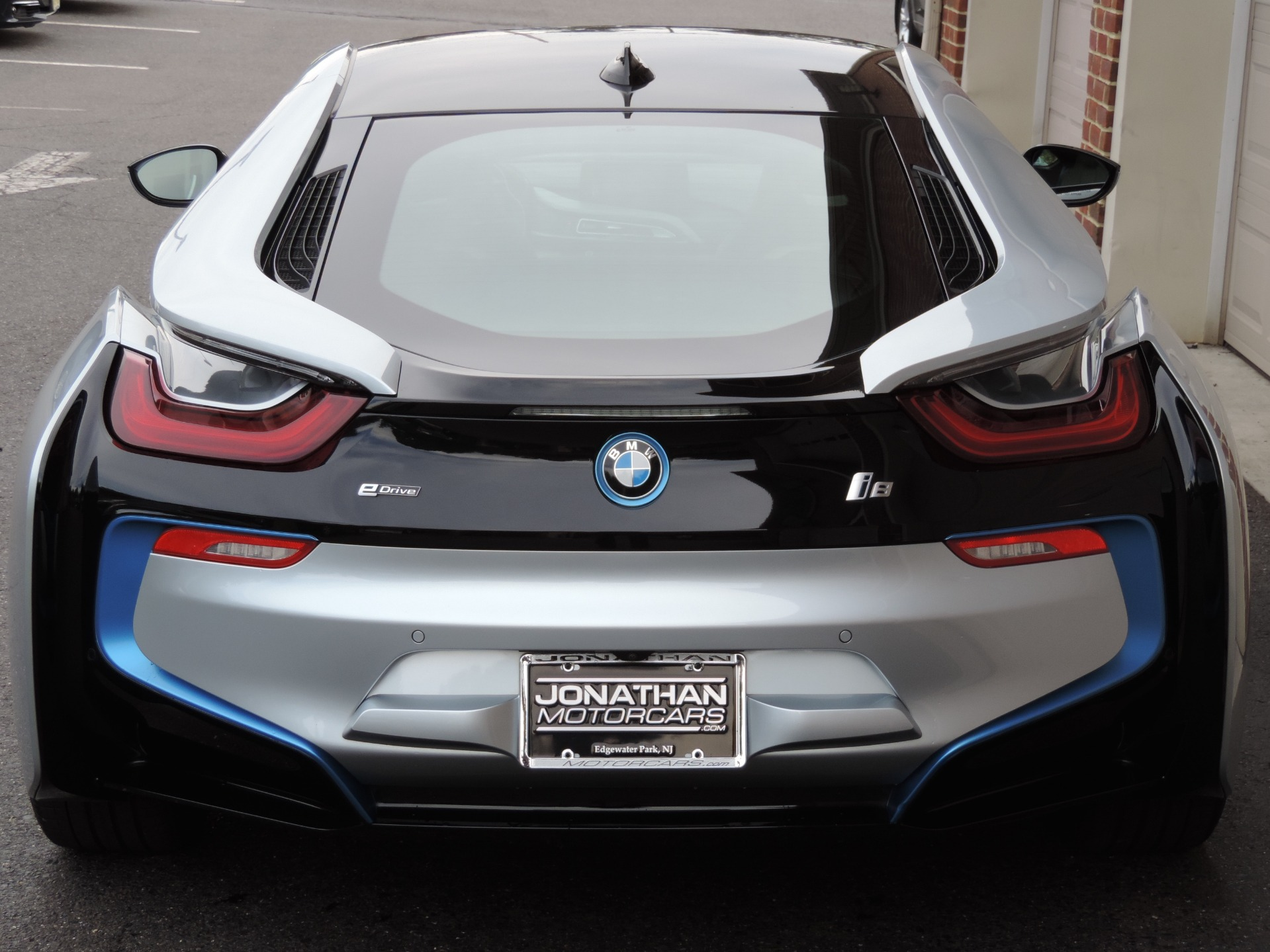 2015 Bmw I8 Pure Impulse World Stock 392377 For Sale Near