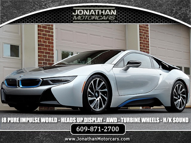 Used 2015 BMW i8 Pure Impulse World | Edgewater Park, NJ