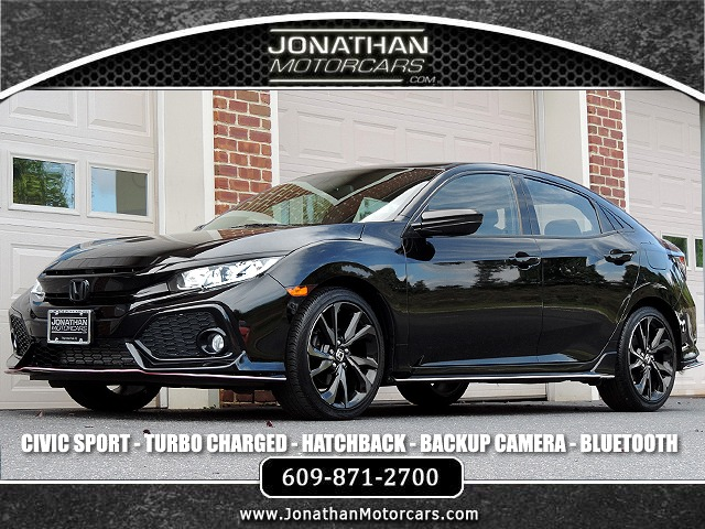 Used 2017 Honda Civic Sport | Edgewater Park, NJ