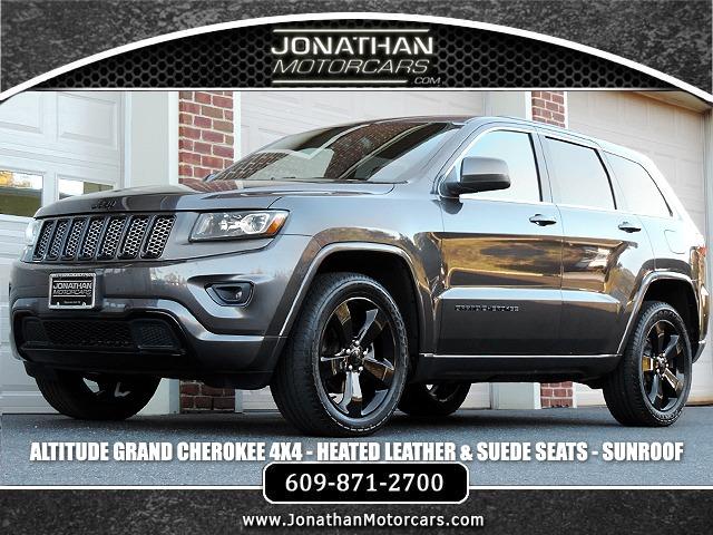Used 2015 Jeep Grand Cherokee Altitude   Edgewater Park, NJ