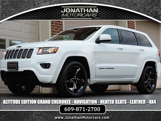 Used 2015 Jeep Grand Cherokee Altitude | Edgewater Park, NJ
